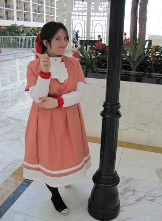 Flora from Professor Layton worn by Felicis Rook