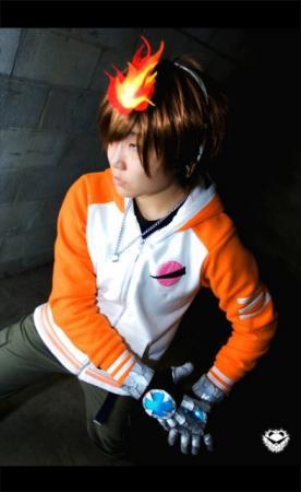 Tsunayoshi Sawada from Katekyo Hitman Reborn! worn by Ji-Hwan