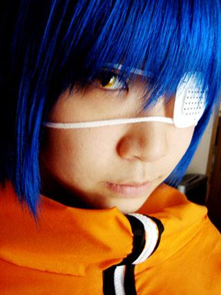 Akito / Agito Wanijima from Air Gear worn by Ji-Hwan