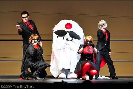 Mokona from Tsubasa: Reservoir Chronicle
