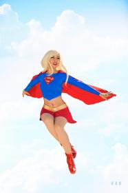 Supergirl from Justice League