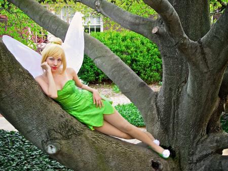 Tinker Bell from Peter Pan by Momo Kurumi