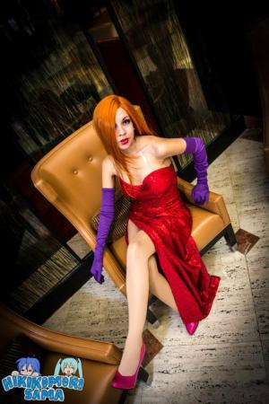 Jessica Rabbit from Who Framed Roger Rabbit? by Momo Kurumi