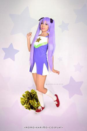 Kagami Hiiragi from Lucky Star worn by Momo Karinyo