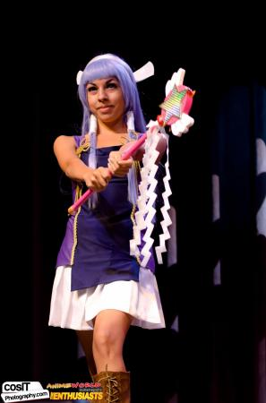 Nagi from Kannagi: Crazy Shrine Maidens by Momo Kurumi