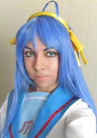 Konata Izumi from Lucky Star