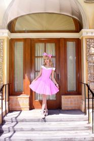 Princess Aurora from Sleeping Beauty worn by Momo Kurumi
