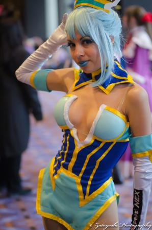 Karina Lyle / Blue Rose from Tiger and Bunny by Momo Kurumi