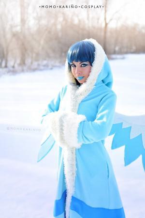 Snow Faerie (Taelia) from Neopets worn by Momo Karinyo