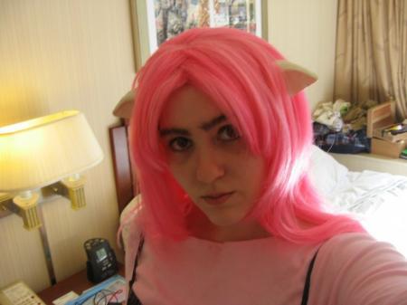 Nyuu/Lucy from Elfen Lied