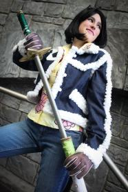 Tashigi from One Piece worn by CapsKat