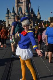 Donald Duck from Disney worn by CapsKat