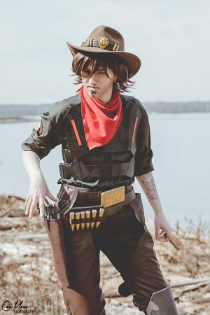 Jesse McCree from Overwatch