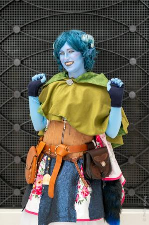Jester Lavorre from Critical Role worn by CapsKat