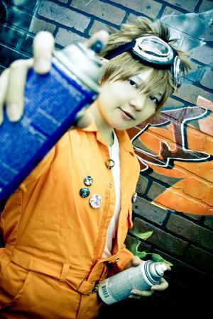 Tsunayoshi Sawada from Katekyo Hitman Reborn! worn by Raikapon