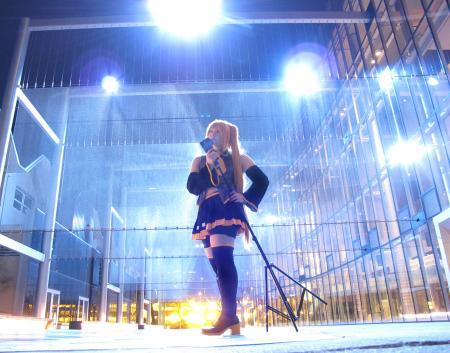 Neru Akita from Vocaloid 2 worn by Raikapon