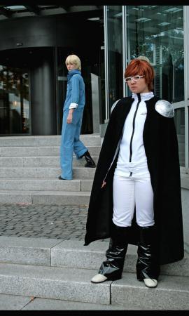 Irie Shouichi from Katekyo Hitman Reborn! worn by Raikapon