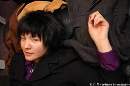 Kyouya Hibari from Katekyo Hitman Reborn! worn by Raikapon