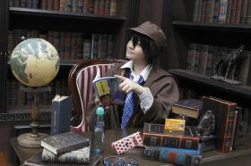 Edogawa Ranpo from Bungou Stray Dogs worn by Raikapon
