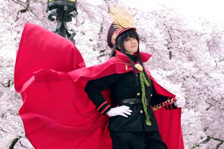 Oda Nobunaga from Fate/Grand Order worn by Raikapon