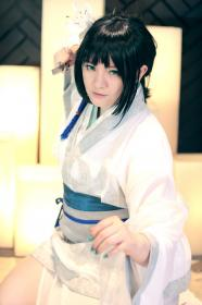 Jing Ke from Fate/Grand Order worn by Raikapon
