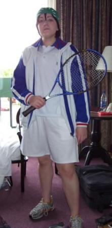 Kaidoh Kaoru from Prince of Tennis