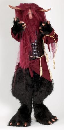 Irwin from Legend of Mana worn by Jez Roth
