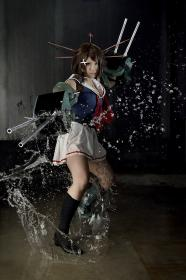 Maya from Kantai Collection ~Kan Colle~ worn by Shino Arika/有伽しの