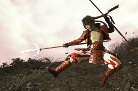 Sanada Yukimura from Sengoku Basara 3