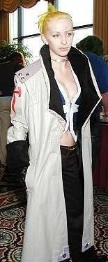 Seifer Almasy from Final Fantasy VIII