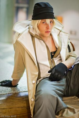Snow Villiers from Final Fantasy XIII