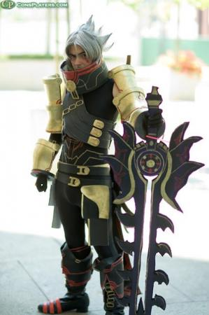 Haseo from .hack//GU (Worn by Emperor Haseo)