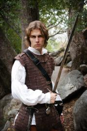 Prince Caspian from Chronicles of Narnia worn by EverythingMan