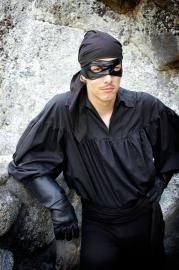 Dread Pirate Roberts from Princess Bride worn by EverythingMan