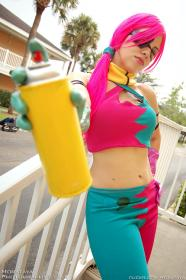 Love Shocker from Jet Set Radio Future worn by Otakitty