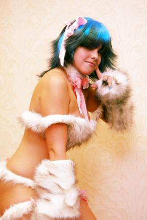 Felicia from Darkstalkers worn by Otakitty