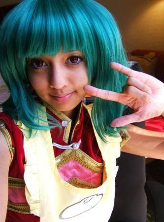Ranka Lee from Macross Frontier worn by ☆Reina