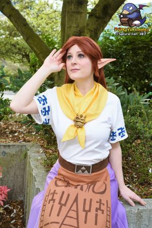 Malon from Legend of Zelda: Ocarina of Time by Envel