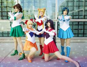 Sailor Moon from Sailor Moon worn by Envel