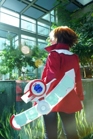 Judai Yuki from Yu-Gi-Oh! GX worn by Envel