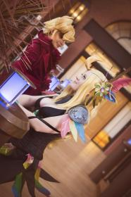 Edea Lee from Bravely Default: Flying Fairy worn by Envel