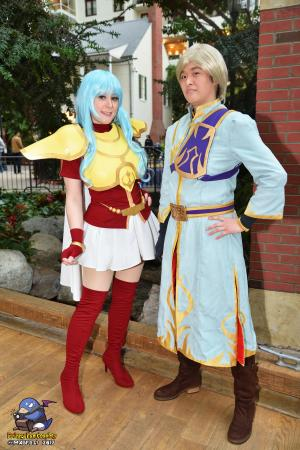 Eirika from Fire Emblem: Sacred Stones worn by Envel