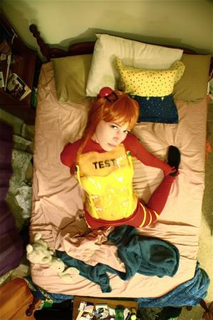 Asuka Shikinami from Evangelion 2.22 worn by Heather