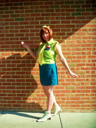 Tea Gardner / Anzu Mazaki from Yu-Gi-Oh! Duel Monsters worn by toeskater91