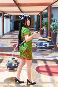Guan Yinping from Dynasty Warriors 8