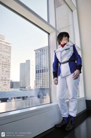 Kira Yamato from Mobile Suit Gundam Seed Destiny