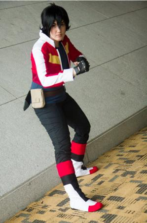 Keith from Voltron: Legendary Defender worn by firewolf826