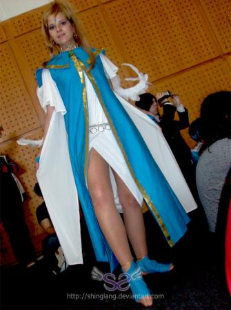 Belldandy from Ah My Goddess worn by ladyxzeus
