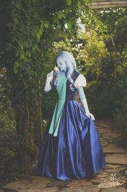 Sapphire from Steven Universe worn by Sapphire