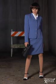 Akane Tsunemori from Psycho-Pass worn by Sapphire
